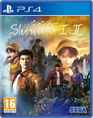 Shenmue I & II - PlayStation 4 [Importación inglesa]