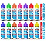 Icee Hand Brand Hand Sanitizer 2 Ounce Pack of 10, Assorted