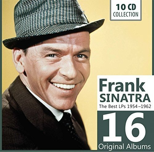Frank Sinatra 16 Original Albums-the Best Lps 1954-1962