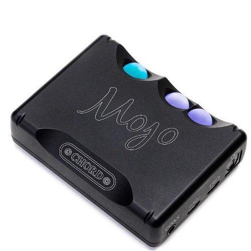 Chord CHOMOJOBL - Amplificador de Auricular, Color Negro