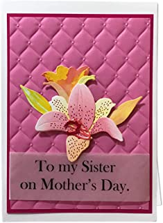 Today Is All About You M It Day with Embossed G Details about  /Mother/'s Day Greeting Card