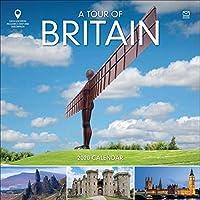 Tour of Britain Square Wiro Wall Calendar 2020