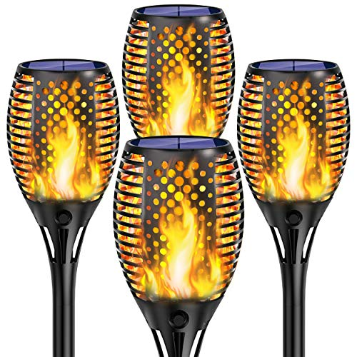 La top 10 lampade giardino effetto fiamma nel 2021
