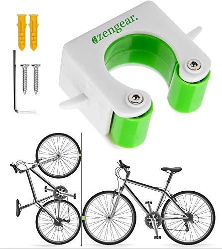 Gancho De Montaje En Pared Para Bicicleta - Clip de Montaje - Colgador Para Portabicicletas - Gancho Pequeño - Fácil de Instalar (Bicicleta de Carretera)