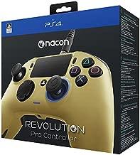 Nacon Revolution Pro Controller, Gold (PS4)