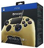NACON Revolution Pro Manette de Jeu Playstation 4 Or - Accessoires de Jeux vidéo (Manette de Jeu, Playstation 4,...