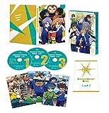 Level-5 - Inazuma Eleven Orion No Kokuin Blu-Ray Box 3 (3 Blu-Ray) [Edizione: Giappone] [Italia]...