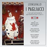 I Pagliacci -2 Gesamtaufnahmen- (Auffuhrungsmitshnitt)