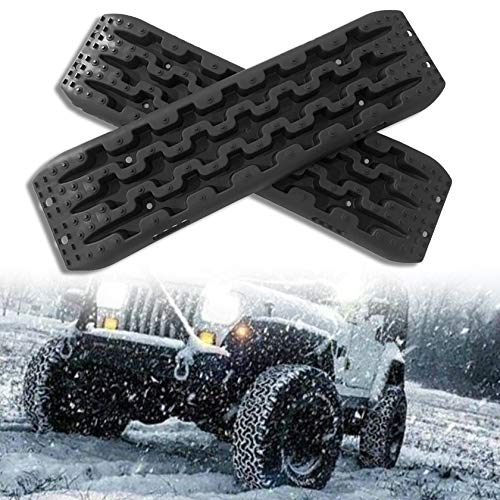 Set of 2 Desert ORCISH Recovery Traction Boards Tracks Tire Ladder for Sand Snow Mud 4WD