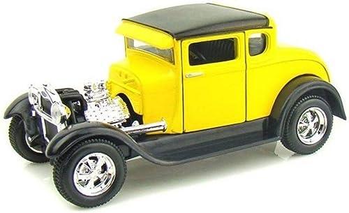 precios mas bajos QAQW 1 24 SP (A) Ford Ford Ford Ford Alloy Car Modelo A 1929 amarillo Colección Regalo  ahorra hasta un 70%