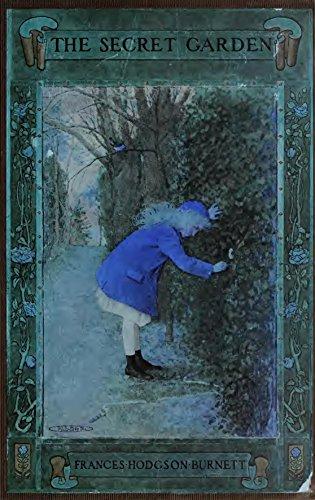 The secret garden (British Digital History Childrens Books Collection Book 1) (English Edition)