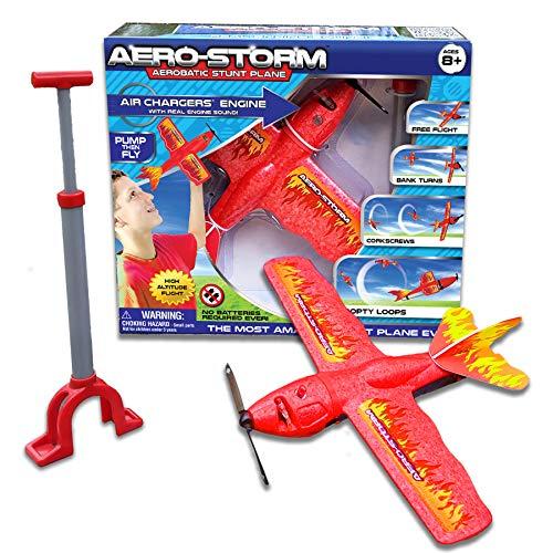 Top Secret Toys Aero-Storm Aerobatic Toy Stunt...