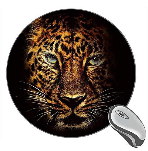 Jaguar jumanji Willkommen im Dschungel 11960 Hintergrund Desktop Gummi rutschfeste Gaming Runde Mauspad Mausmatte Mousepad
