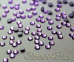 Lot de 10 Chaton strass SS6//PP13/1,9/Lot de 2/mm crystal au choix /à fond