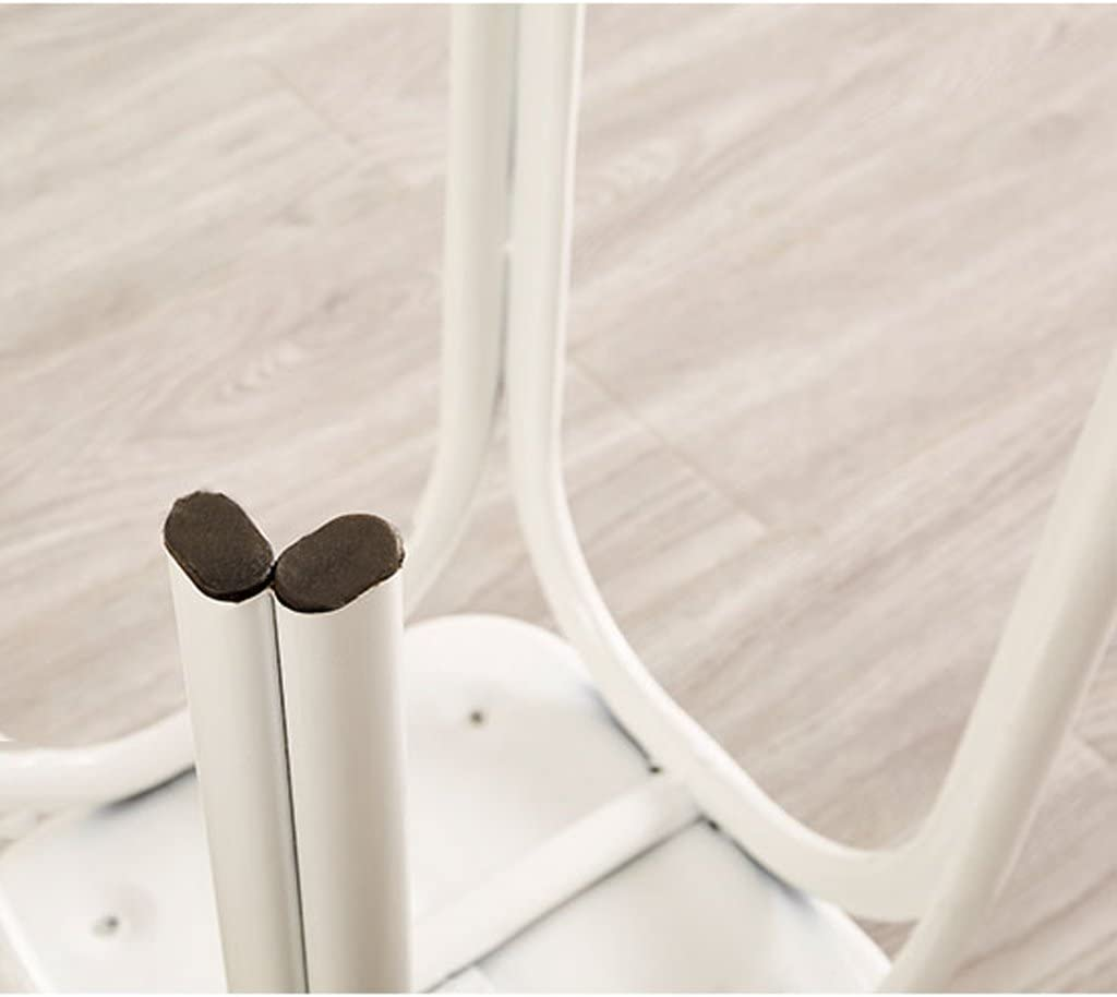SLL- Tabouret haut maison salon côté tabouret mode créatif moderne minimaliste table à manger Fauteuils et Chaises (Color : C) F