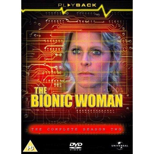 Die 7-Millionen-Dollar-Frau Staffel 2 / The Bionic Woman - Season Two - 6-DVD Box Set ( ) [ UK Import ]