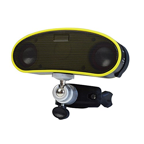 Learn More About Outdoor with Bike Bracket Wireless Bluetooth Speaker with 4 led Light and Playing f...