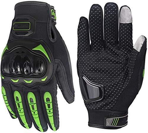 YNLRY Handschuhe Winter wasserdicht Männer Motorrad Racing Handschuhe Motocross Off-Road Enduro Volle Finger-Reithandschuhe (Color : 3, Size : XL)