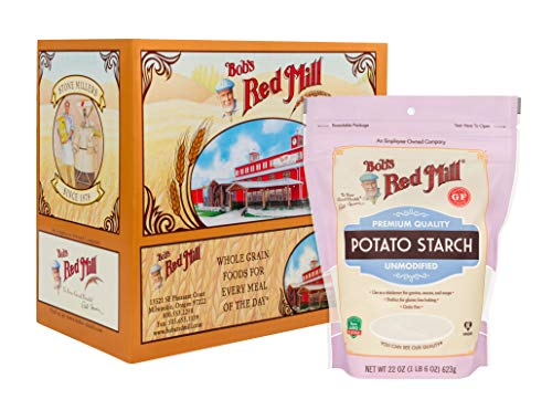 Bob's Red Mill Potato Starch, 22-ounce (Pack of 4)