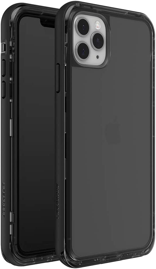 LifeProof Next Series Case for iPhone 11 Pro Max - Limousine (Translucent Shadow/Black)