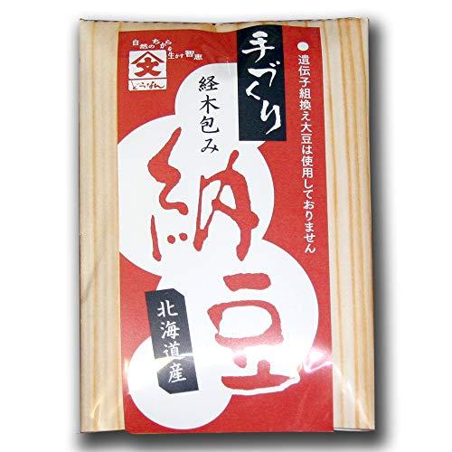 道南平塚食品『経木納豆』