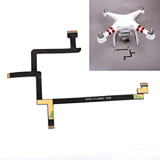 giokfine Flex Ribbon Cable Replace for DJI Phantom 3 Standard Vision Plus Gimbal Camera Accessories