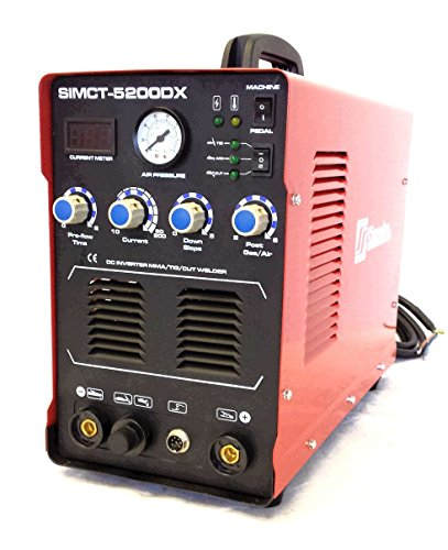 Simadre 5200dx Plasma Cutter