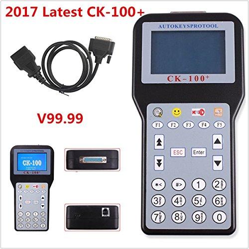 Latest CK-100+ CK 100 Car Key Programmer V99.99 Generation Multi-language SBB