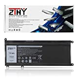 ZTHY 33YDH Laptop Battery for Dell Inspiron 15 7577 17 7773 7778 7786 7779 2in1 G3 15 3579 G3 17 3779 G5 15 5587 G7 15 7588 Latitude 3380 3480 3490 3590 3580 3400 3500 451-BCDM PVHT1 56Wh 4-Cell 15.2V