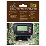 REPTILES PLANET - Termómetro e higrómetro digital para terrario Reptiles