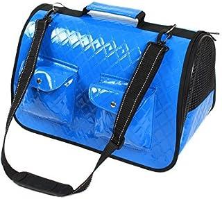 eDealMax Diseño de bolsillo viaje de Nylon plegable portátil de Malla Con cremallera de cierre Animal
