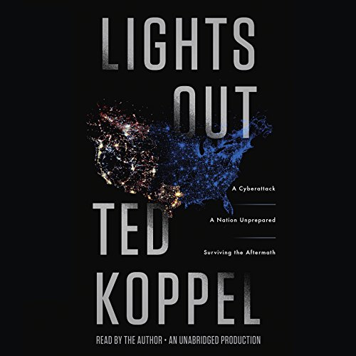 Lights Out audiobook cover art