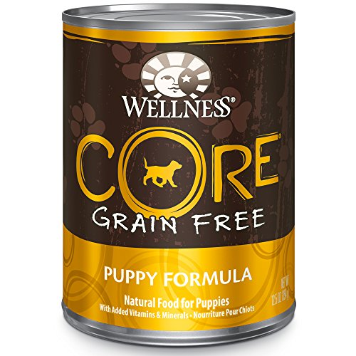 Wellness Core Natural Wet Canned Grain Free Puppy Food