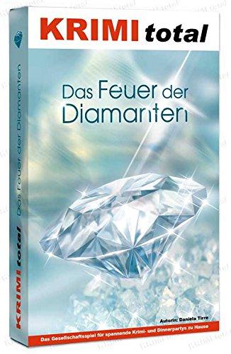KRIMI total - Das Feuer der Diamanten