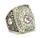 NFL Replica 2019 Kansas City Chiefs Super Bowl Championship Ring Replica (9)