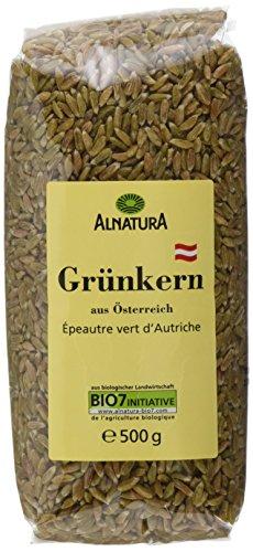Alnatura Bio Grünkern, 3er Pack (3 x 500 g)