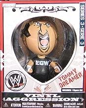 TOMMY DREAMER - VINYL AGGRESSION 3 WWE WRESTLING ACTION FIGURE (3