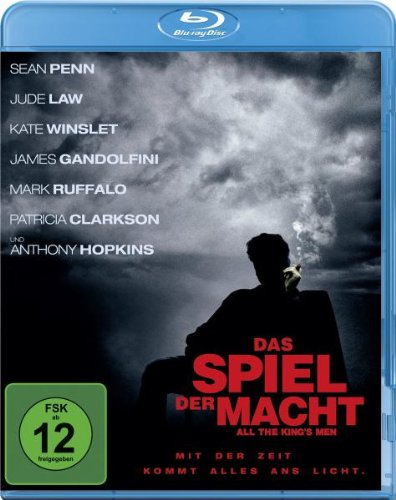 Das Spiel der Macht - All the King's Men [Blu-ray]