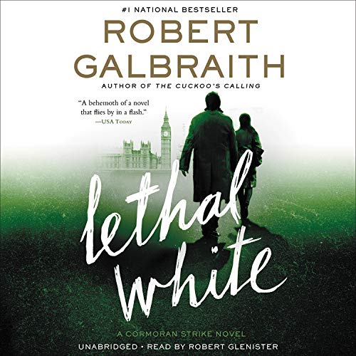 Lethal White  By  cover art