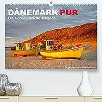 Daenemark Pur (Premium, hochwertiger DIN A2 Wandkalender 2022, Kunstdruck in Hochglanz): Daenemark ist ein liebenswertes Land und besteht aus Juetland, Seeland und unzaehligen weiteren Inseln und Inselchen (Monatskalender, 14 Seiten )