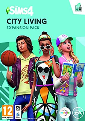 The Sims 4: City Living [PCCode - Origin]