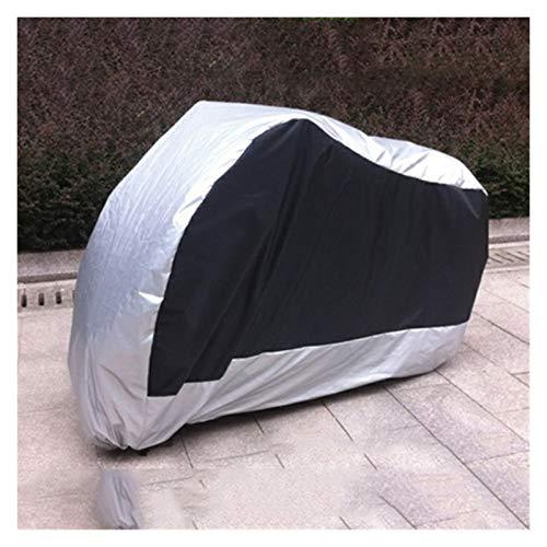 XYBH JXB - Funda protectora para motocicleta para todas las estaciones, impermeable, a prueba de polvo y protección UV para exteriores (talla XXXL)
