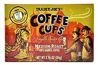 Trader Joe's KEURIG K-Cup 【トレーダージョーズ キューリグ用 K-Cup ミディアムロースト】【並行輸入商品】