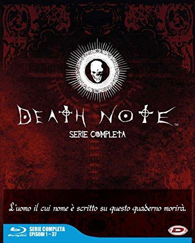 Death Note (Box 5 Br Serie Comp. Ep.1-37)
