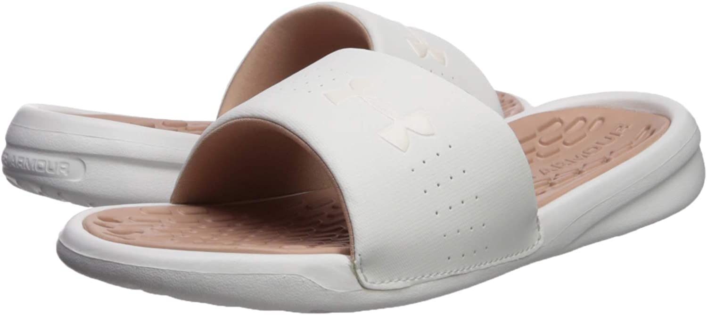 Chaussures de Plage /& Piscine Femme Under Armour UA W Debut Fix SL