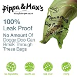 Pippa & Max Dog Poo Bags Biodegradable (300) - Extra Strong Eco Doggy Walking Poop Bags 13