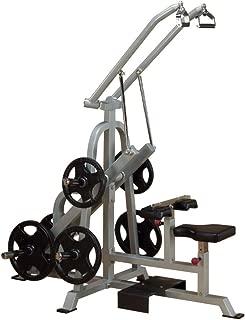 Body-Solid ProClubLine Leverage LAT Pulldown Machine (LVLA)