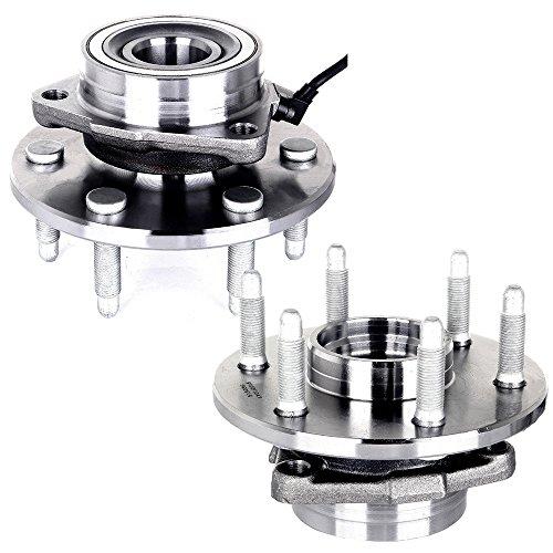 01 tahoe front wheel bearing - 9