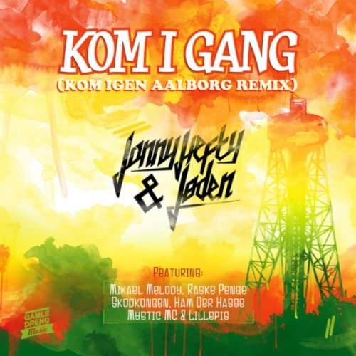 Jonny Hefty & Jøden feat. Mikael Melody, Raske Penge, Skodkongen, Ham Der Hasse, Mystic MC & LillePis