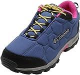 Columbia Firecamp SLEDDER 3, Zapatos Multideporte Impermeables Hombre, Azul (Blue Bluebell, Pink 508), 39 EU